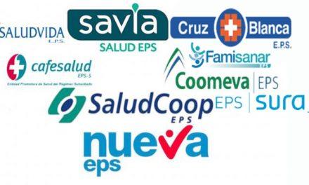 Se registran cerca de 250 quejas contra las EPS