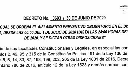 Actualización de pico y cédula en Cartagena