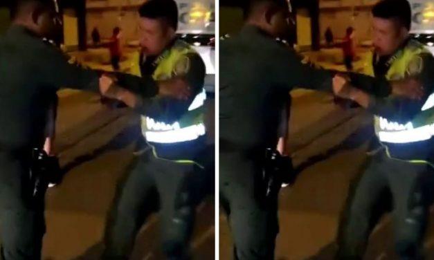 Policía de Cartagena rechaza delitos de dos uniformados