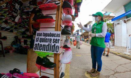 Alcaldía de Cartagena pone en marcha Plan Piloto para activación comercial de varios sectores del Mercado de Bazurto