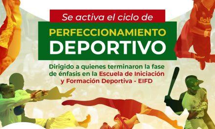 'Perfeccionamiento Deportivo', nueva etapa de formación deportiva en Cartagena