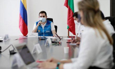 Seguridad vial del departamento, una prioridad para la administración del 'Bolívar Primero'