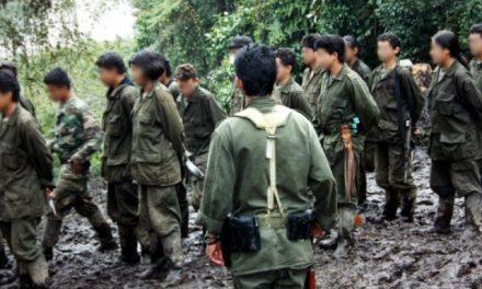 Grupos ilegales reclutan niños migrantes