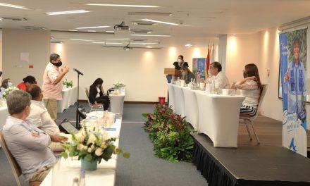 Aguas de Cartagena rinde positivo balance de si gestión 2019