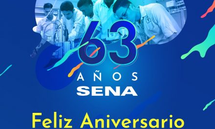 SENA cumple 63 años al servicio de los colombianos