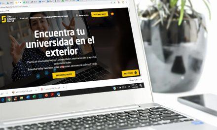 Llega The Student World, la feria virtual de estudios en el exterior más grande de Latinoamérica