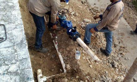 ¿Problemas de agua potable se da por la falta de luz?