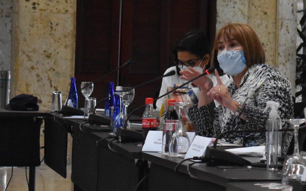 Cámara de Comercio presentó propuestas empresariales al Gobierno Nacional
