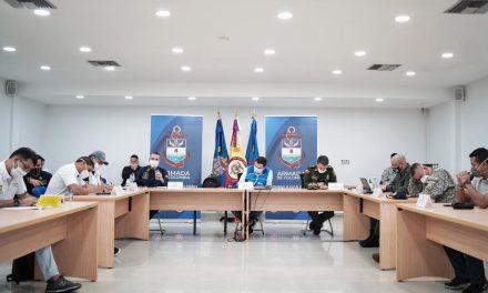 Consejo Extraordinario de Seguridad Ampliado