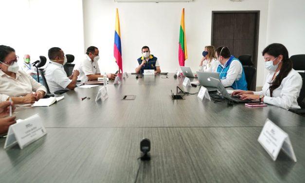 Gobernador Blel ratifica apoyo para el 100% de matrícula de TODOS los estudiantes de Udc y UNIBAC