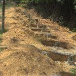 Cardique reinicia obras de cerramiento en varias zonas de Cartagena