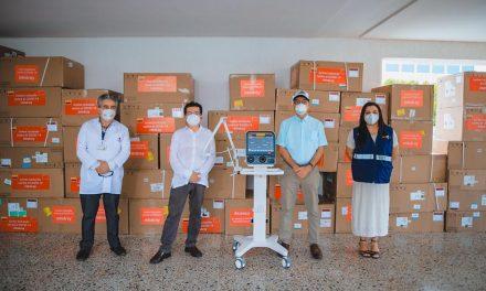 Cartagena recibirá 40 ventiladores más para aumentar su capacidad de atención