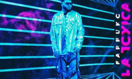 Farruko estrena su nuevo sencillo musical, 'La tóxica'