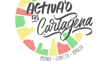 Activa'o por Cartagena, una gran oportunidad para los jóvenes cartageneros