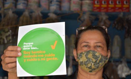 Con champeta y ritmos tropicales, Cartagena le apuesta a la prevención del Covid-19