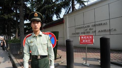 China ordena el cese de operaciones de un consulado de Estados Unidos, tras el cierre forzoso de su consulado en Houston
