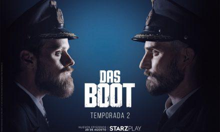 """La segunda temporada de """"Das Boot"""" regresa en agosto"""
