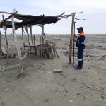 Dimar adelanta inspecciones técnicas a las playas de Cartagena