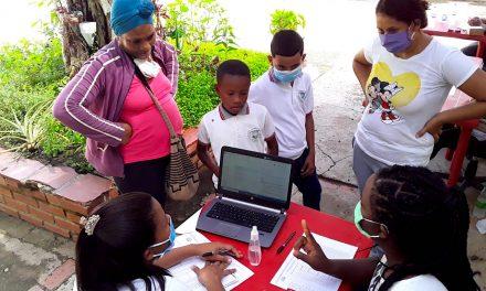 7 mil estudiantes de María La Baja recibieron sim card con internet para fortalecer clases no presenciales
