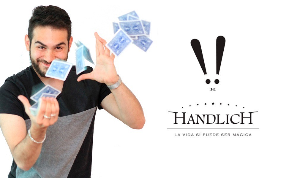 El ilusionista Handlich, uno de los mejores magos colombianos e ilusionistas de Bogotá, revela porqué La vida sí puede ser mágica en estos difíciles momentos para la humanidad.