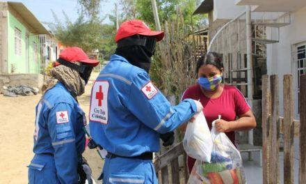 Alcaldía de Cartagena supera 200.000 ayudas humanitarias entregadas con recursos distritales