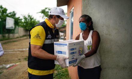 Gobernación de Bolívar inicia entrega de 8 mil kits de ayudas humanitarias a las víctimas del departamento
