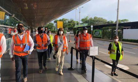 Cartagena está lista para la reactivación de vuelos nacionales