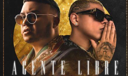 Jory Boy presenta su sencillo 'Agente Libre' junto a Omy De Oro