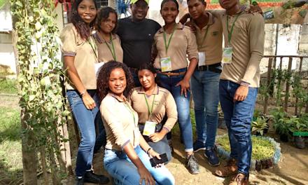 'Viveros Escolares', una apuesta educativa que favorece a más de 400 estudiantes de la Institución Educativa Técnica Agropecuaria de Desarrollo Rural de María LaBaja