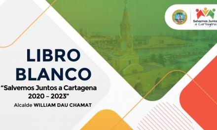 El Libro Blanco, un informe de transparencia presentado por el Alcalde de Cartagena