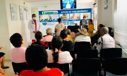 Medisan IPS de San Juan Nepomuceno es galardonada como la mejor de Colombia