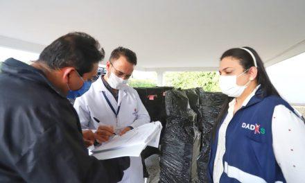 Cartagena recibe 40 ventiladores del Ministerio de Salud