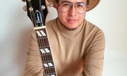 Andrés Ríos, artista del género Pop