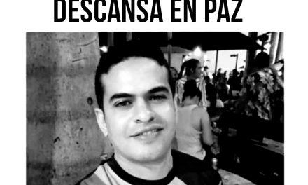 Egresados de la UniLibre exigen justicia por la muerte de Sergio Díaz