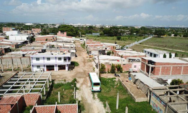 Nuevo round por la invasión de tierras en Cartagena