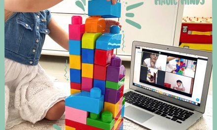 Magic Minds: educación virtual para niños