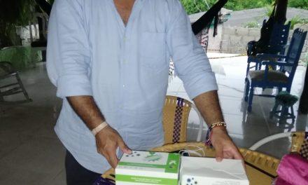 Pruebas rápidas donadas por Emiratos Árabes fueron repartidas en municipios del Departamento