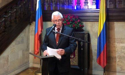 Embajador ruso asegura que Colombia no está interesada en la vacuna de Rusia