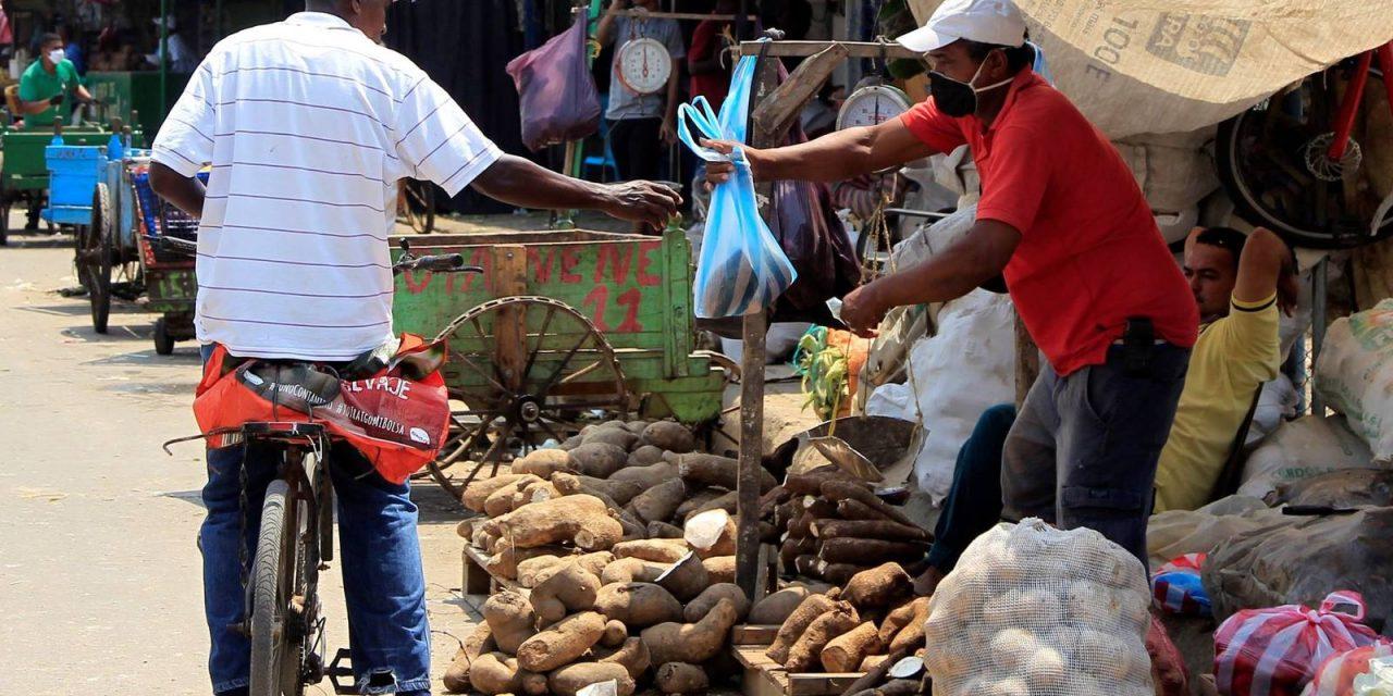 DADIS capacita sector de la economía informal para una reactivación segura