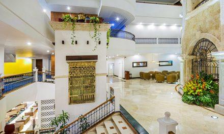 Hotel Almirante Cartagena enciende motores Y reabre sus puertas al público
