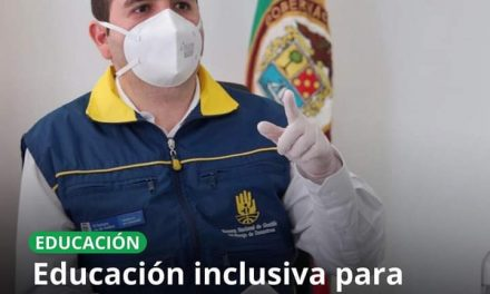 Estudiantes con discapacidad visual tendrán acceso real a la educación