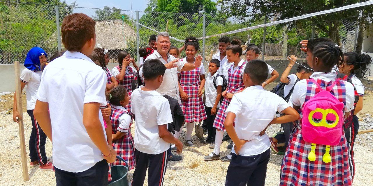 Institución Educativa de Macayepos fomenta pedagogía de las emociones para la paz