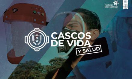 La Fundación Santo Domingo y PNUD anuncian ganadores del reto 'Cascos de Vida y Salud'