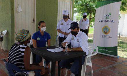 Familia que se encontraba en hacinamiento en ciudad Bicentenario es reubicada por Corvivienda