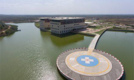 Fundación Santo Domingo dona 2.000 millones para terminación del Centro Hospitalario Serena del Mar en Cartagena