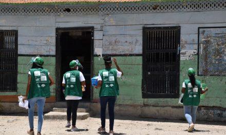 Barrio Heroico y la Fundación Santo Domingo generan conciencia sobre covib-19 en Barú