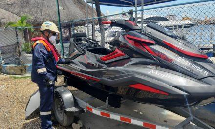Se retoman inspecciones a embarcaciones