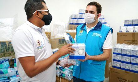 Gobernación de Bolívar entrega más de 79 mil elementos de bioseguridad en los Montes de María