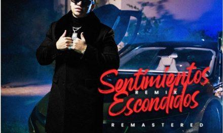 J Álvarez presenta el vídeoclip de 'Sentimientos Escondidos Remix'