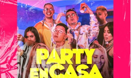 Paisa, Blessed y Flako Gallego estrenan su nuevo single 'Party En Casa'